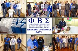 Click to view album: 2014 Centennial Weekend of Service