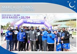 Click to view album: 2018 March for Babies