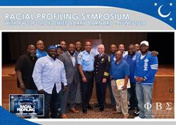 Click to view album: 2018 Racial Profiling Symposium