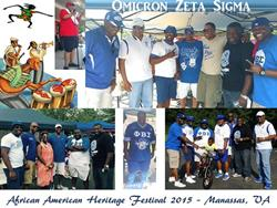 Click to view album: 2015 African American Heritage Festival