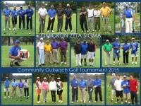 2015 OZS Community Golf Tournament