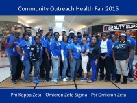 2015 Community Outreach Health Fair